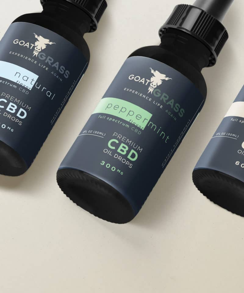 CBD-CBG-CBN Oil Drops