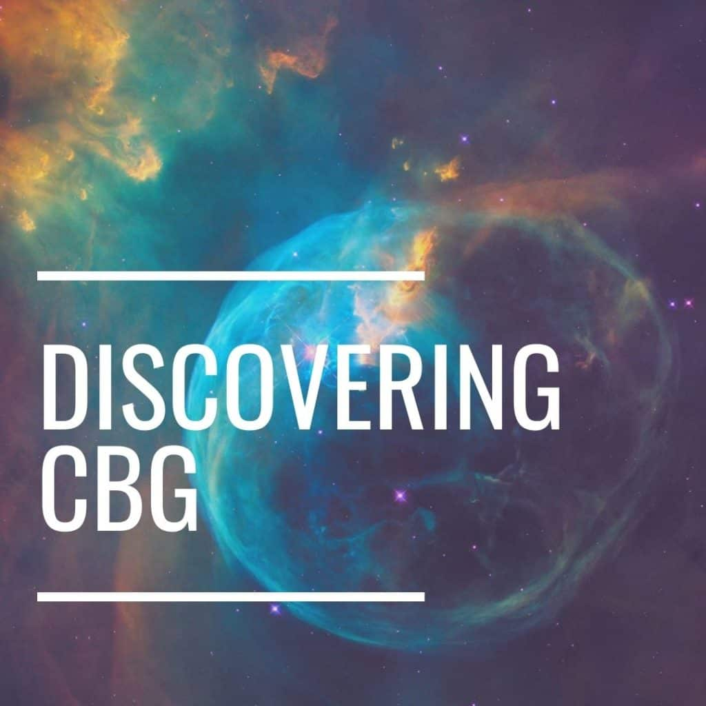 CBG vs.. CBD: What's the Difference